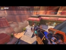 Overwatch - Турель под обстрелом.