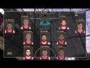 Лига Чемпионов 2018-19 / 3 кв раунд / Ответный матч / Аякс Нидерланды - Стандард Бельгия / 1 тайм