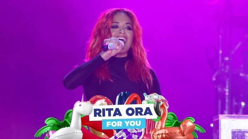 Rita Ora - 'For You' (live at Capital's Summertime Ball 2018)