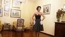 Pin-up impro act (burlesque at home) A bit shy part 1