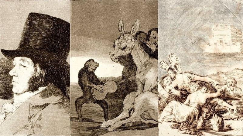 Mario Castelnuovo Tedesco 24 Caprichos de Goya para la guitarra Op 195