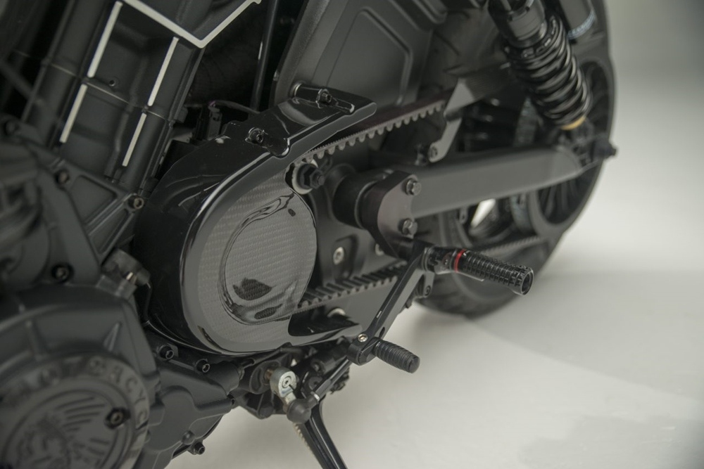 MotoShed: кастом Indian Scout Sixty Roadrunner