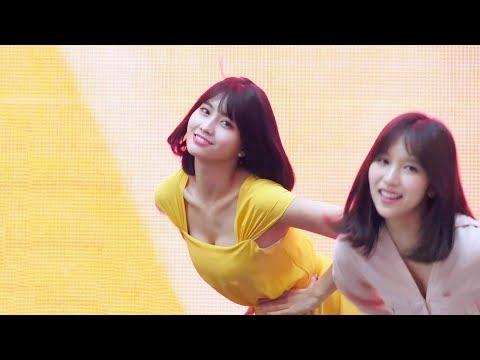 [4K] [180429] TWICE 트와이스 (MOMO 모모) - What is Love? 왓이즈러브 (스타필드고양 팬사인회) 직캠/Fancam by PIERCE