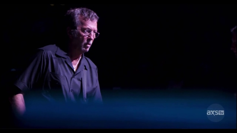 Eric Clapton Got to get better in a little while -Live From San Diego