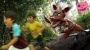 Real fnaf foxy vs kids for kids