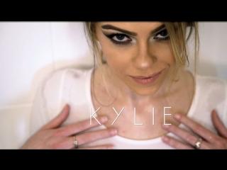 Kylie in the shower ( сексуальная, ню, модель, nude 18+ ) приватное