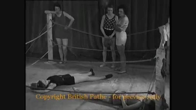Oh! Lady Divine! - British Pathé