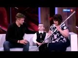 Алексей Красиков принял участие в съёмках передачи «Прямой эфир с Андреем Малаховым».