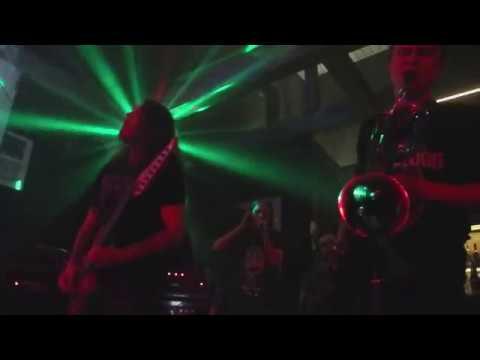 The Warp AJOKKI thisquietarmy Live Jam 2018 04 11 @ Fabrika