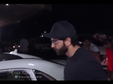 Video 1 - Spotted Hrithik on a movie... - Hrithik Roshan Planet