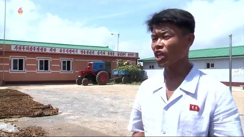 위훈을 기다리는 영웅의 고향 -순천시 리수복청년협동농장 후방가족들을 찾아서-