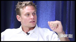 Show People with Paul Wontorek Interview: Billy Magnussen of Sex With Strangers & Into the Woods