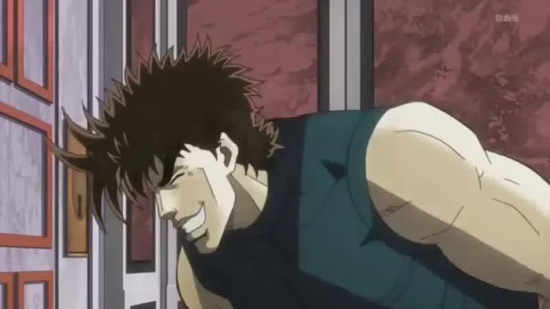 Когда обещал Какёину не подглядывать, но не сдержался...