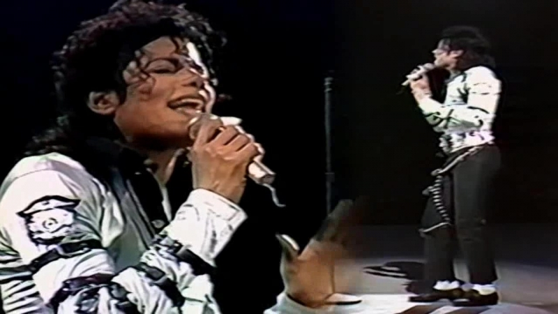 Michael Jackson I Just Can't Stop Loving You duet with Sheryl Crow