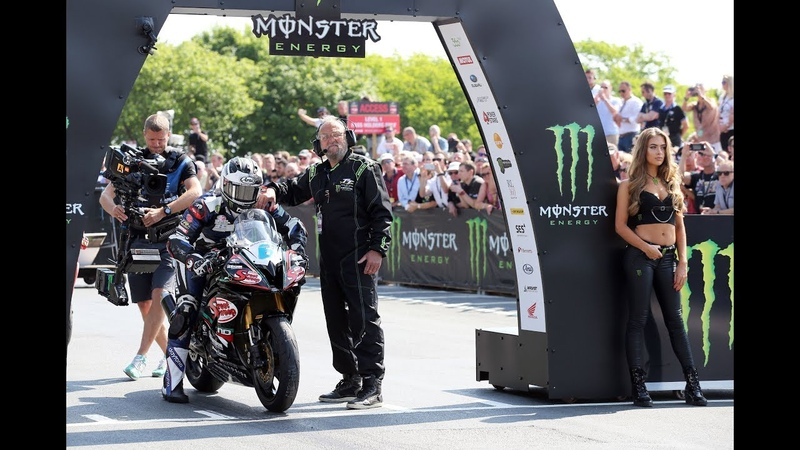 Isle of Man TT 2019 - Epic Pump Up Trailer