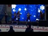 Фольк шоу Ярмарка на московской площади
