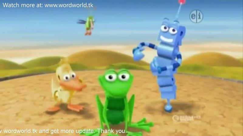 Word World - WordWorld S3E05