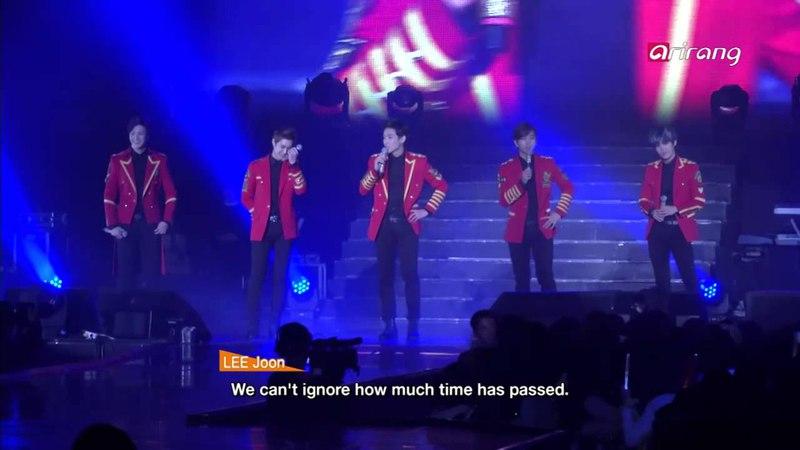 Pops in Seoul-MBLAQ (Be a Man) 엠블랙 (남자답게)