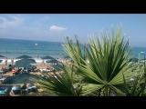 Алания,отель Антик,пляж-зарядка.