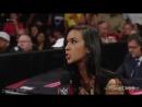 WWE  Paige  AJ LEE