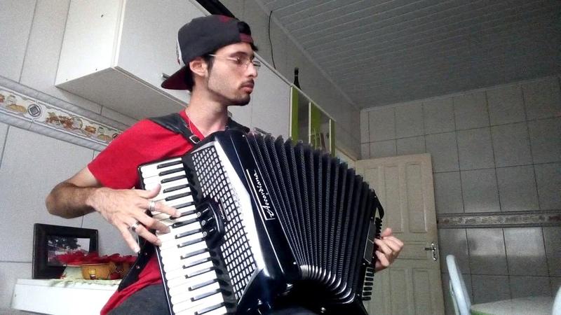 Malaguenã Salerosa - Pétrick Rosa Cunha - Pétti