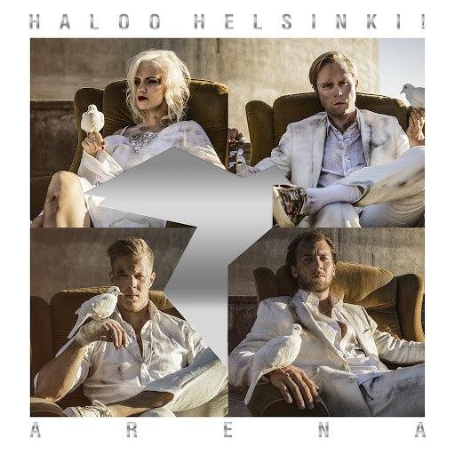 Haloo Helsinki! альбом Arena (Live)