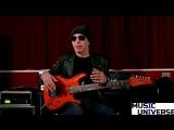 Гитарный метод Джо Сатриани - Часть 2 - Объединение аккордов и фраз (Music Universe)