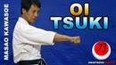 Masao Kawasoe - Oi-tsuki hi-class. Масао Кавазое - ой-тзуки высший класс.