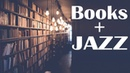 Books JAZZ - Background Instrumental Cafe Jazz Music - Music for Reading, Work, Relax