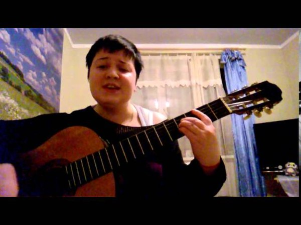 Rammstein — Mutter (Therayra's amateur acoustic cover)
