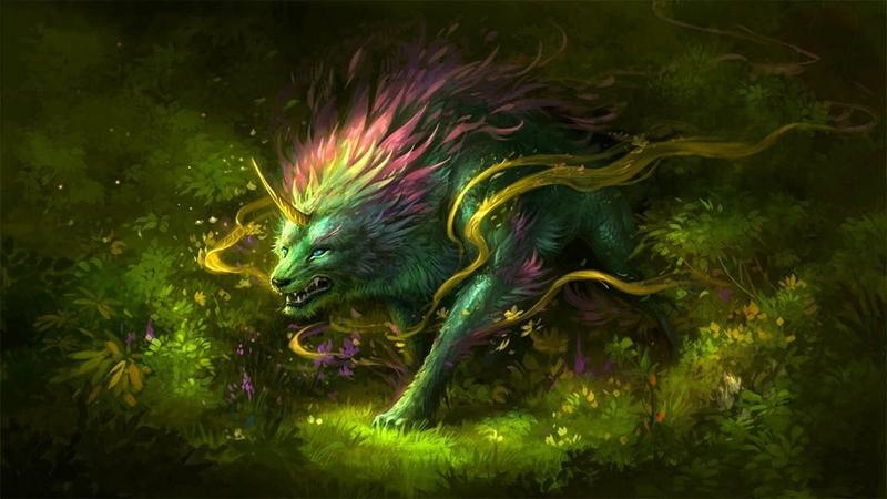 Fantasy Music – Celtic Abbey   Celtic Music (Forest Fairies)