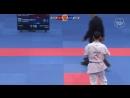 Бронзовый финал мужского кумитэ до 60 кг Кайсар Алпысбай Казахстан Фирдовси Фарзалиев Азербайджан