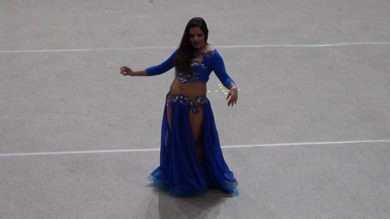 Шикарный восточный танец Танец живота
