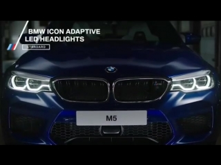 The All New BMW M5
