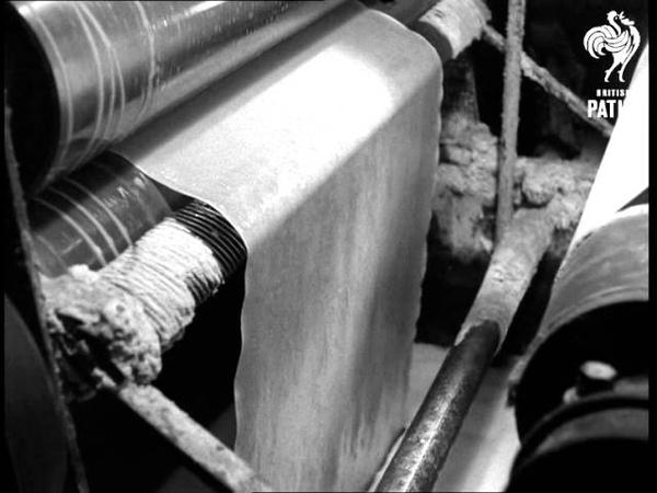 Weaving Linen (1940-1949)