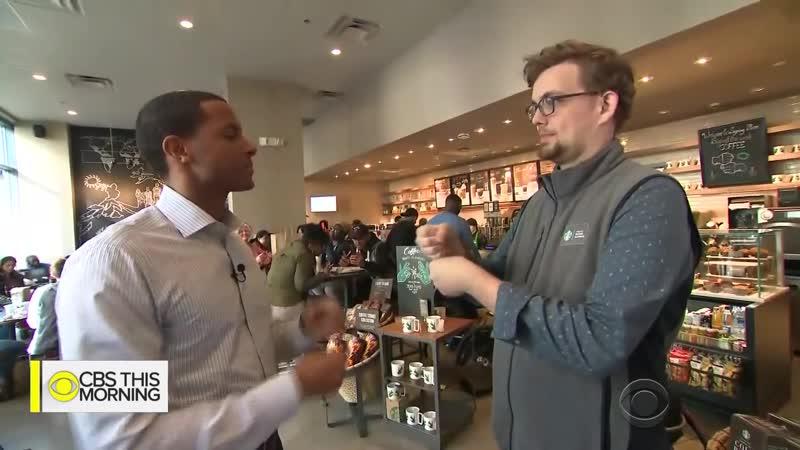 Starbucks открыла первую на территории США особенную кофейню - «праздник культуры глухих»