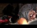Замена подшипника передней ступицы Toyota Caldina 2003 Тойота Калдина 2,0