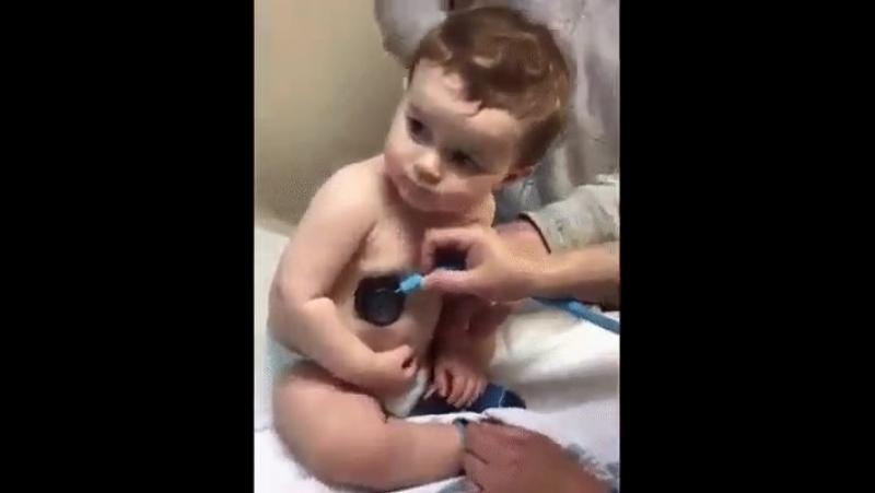 Знает как растопить сердце доктора
