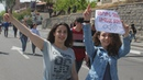 Ереван угрозы не испугали революционеров