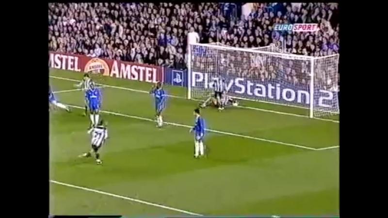 155 CL 2003 2004 Chelsea FC Beşiktaş 0 2 01 10 2003 HL
