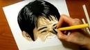 Real Time Drawing Jet Li Jasmina Susak