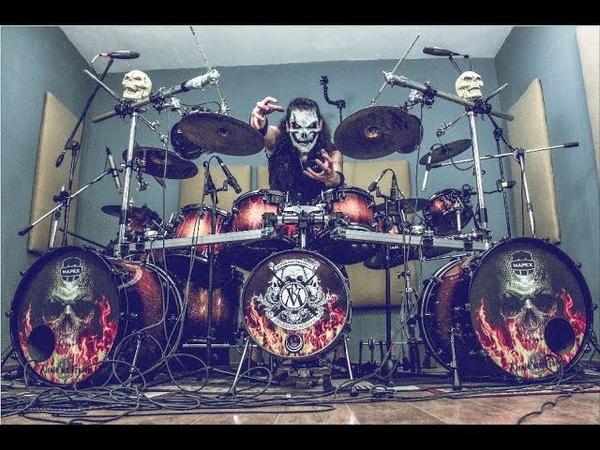 Alexis Von Kraven - The God of Drums