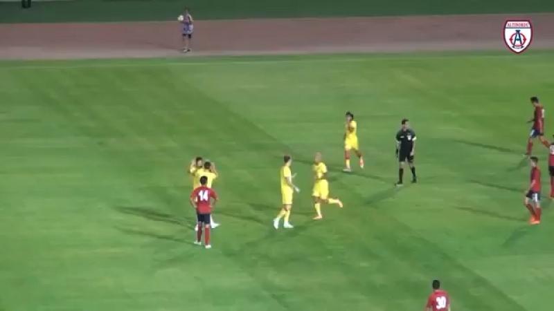 Göztepe - Altınordu | Hazırlık Maçı | 15.07.2018