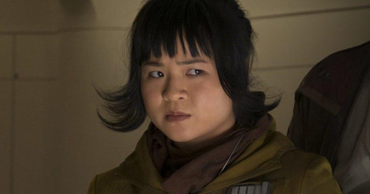 Келли Мари Чан (Та самая из Звездных Войн) удалила свой инст