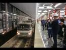 Экскурсия на станцию метро Рассказовка Видео 01