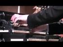 682 J S Bach Chorale prelude Vater unser im Himmelreich BWV 682 a 2 Clav e Pedale Daniel Bruun