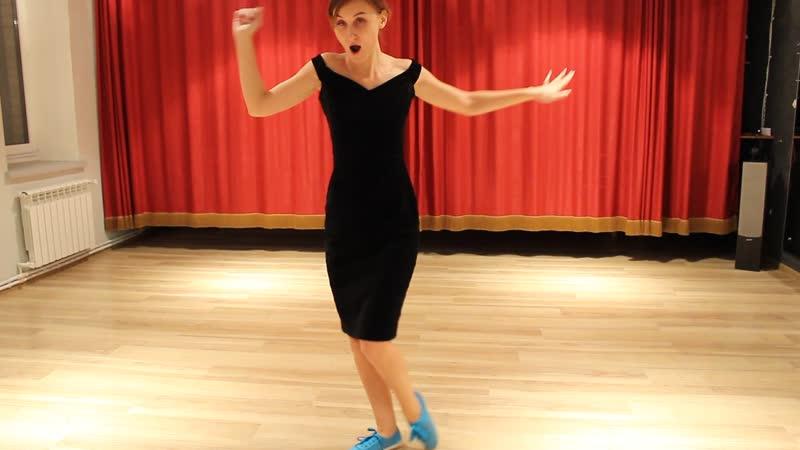 Творческое задание через 2 месяца занятий соло‐блюзом — Маша Дудникова