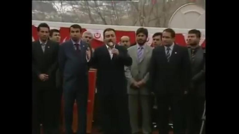 Muhsin Yazıcıoğlu Son Konuşması... gül