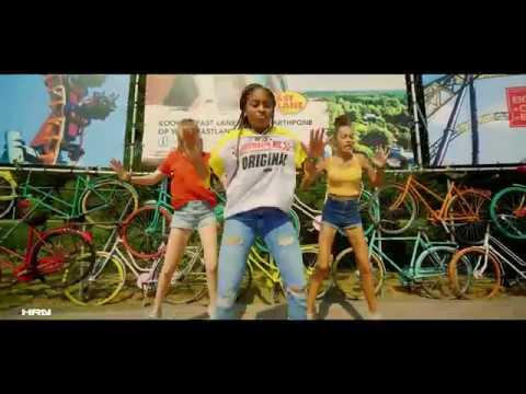 AFRO DANCE | Tia Maria Produções - Porrada do Xandy | Rishainy Tremus Choreography