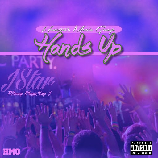 J Star альбом Hands up (feat. Young Whopp & King J)